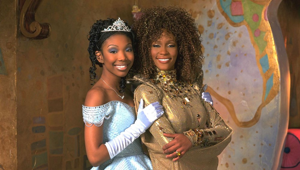 How to Stream Brandy and Whitney Houston's Live-Action 'Cinderella' on Disney+ - Rolling Stone