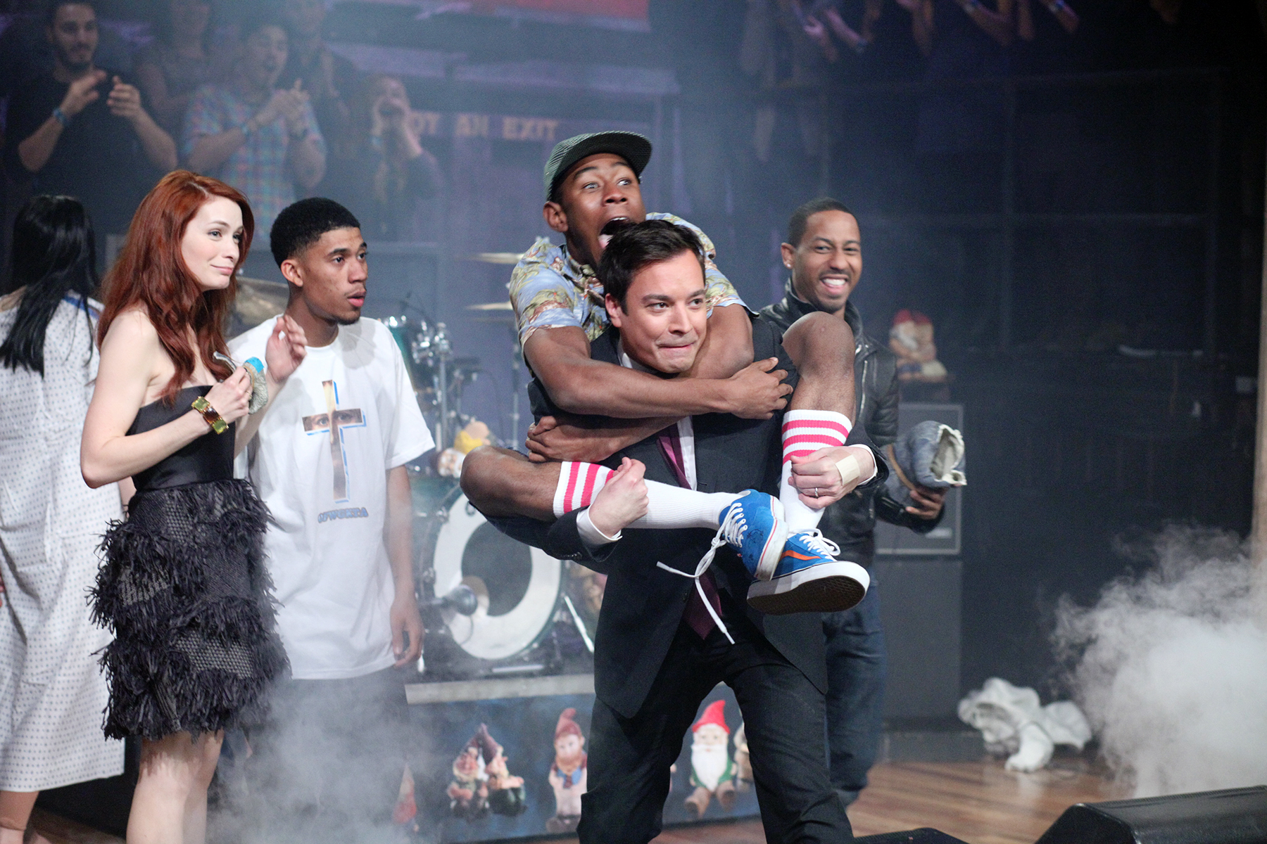 How Odd Future's Jimmy Fallon Debut Brought Tumblr Energy To The Mainstream - Rolling Stone