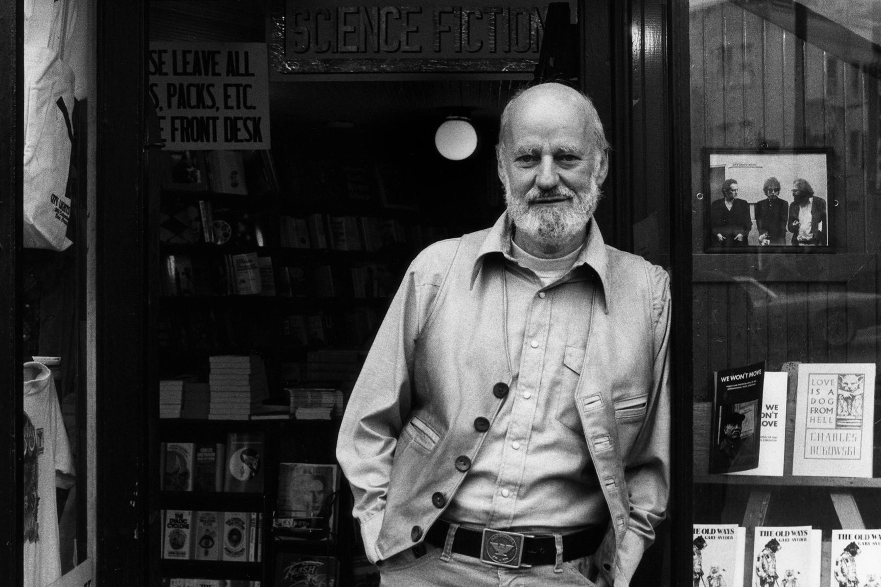 Lawrence Ferlinghetti Dead at 101
