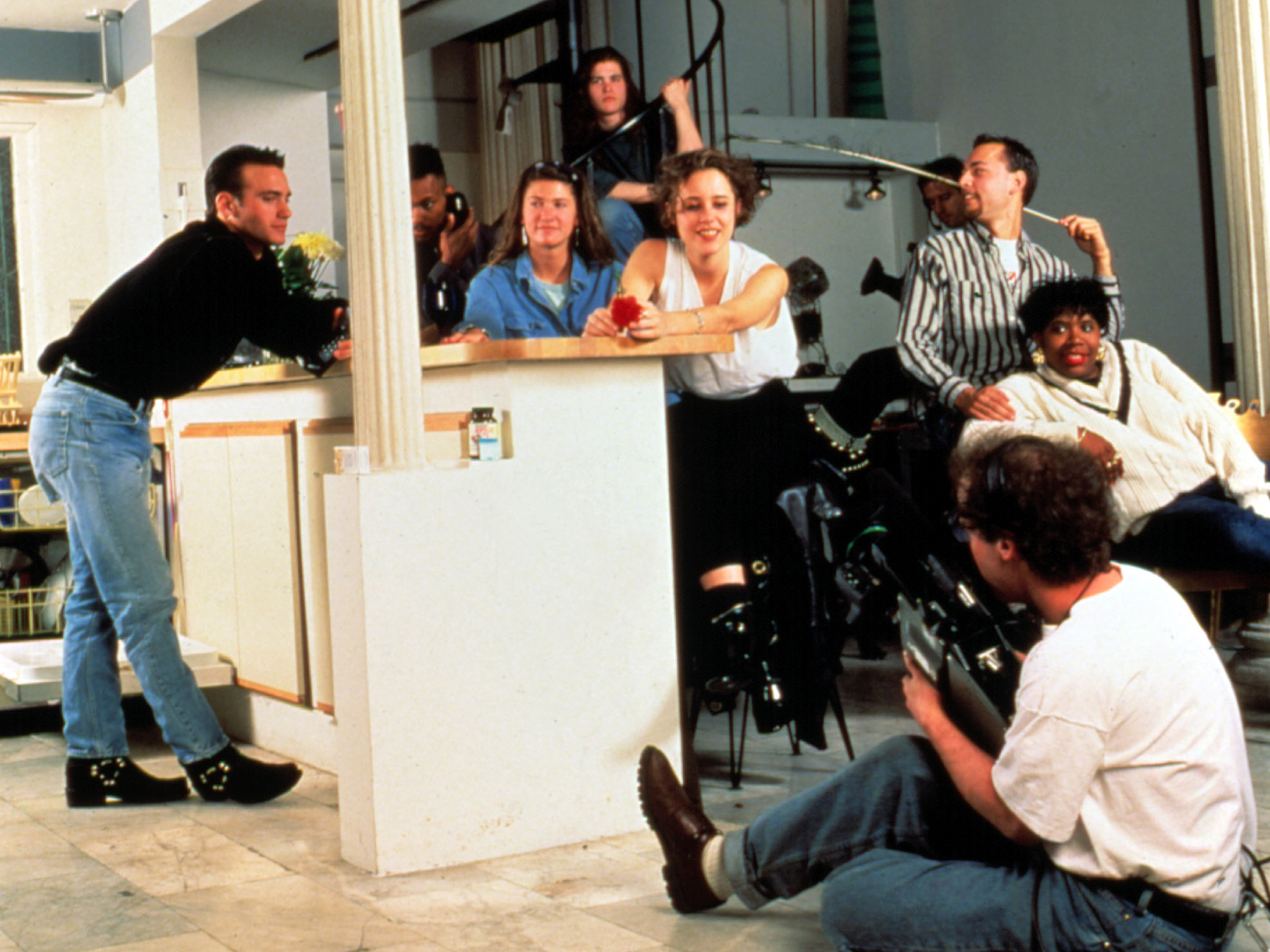 The Original 'Real World: New York' Cast Back for Paramount Plus Reunion Series - Rolling Stone