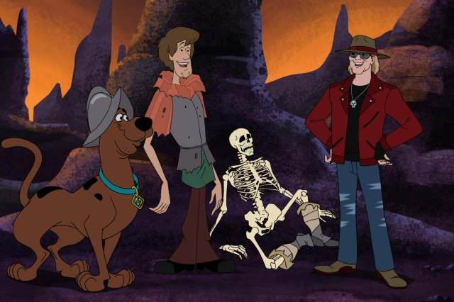 How 'Scooby-Doo and Guess Who?' Landed That Axl Rose Guest Spot.jpg