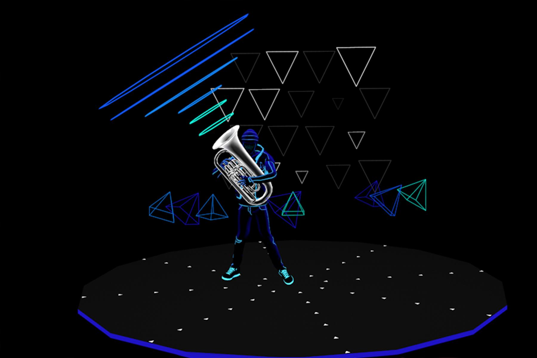 sxsw jazz 3d avatar