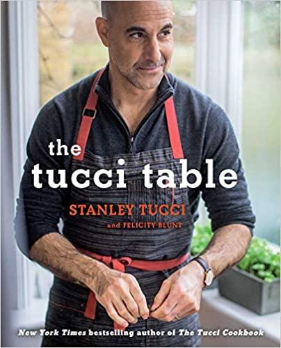 stanley tucci cookbook