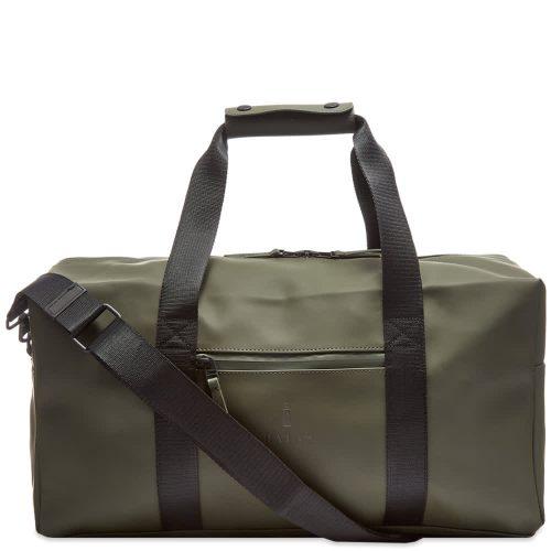 green duffle bag mens gym