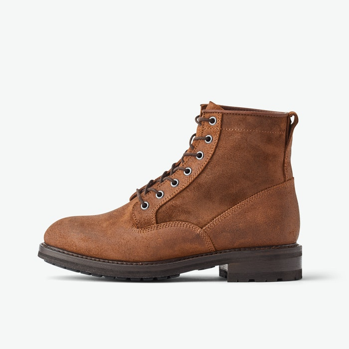brown leather boots filson