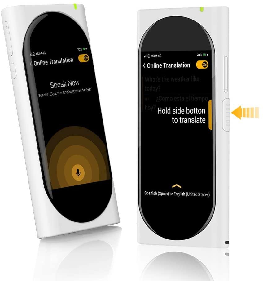 translator device langogo