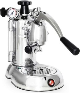 manual espresso machine lever pavoni