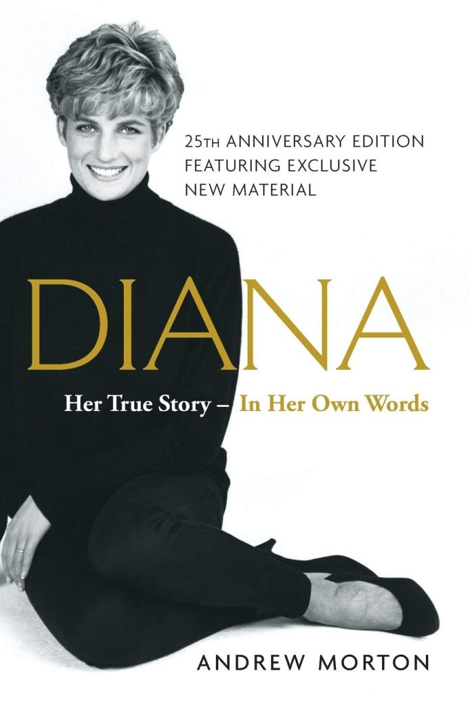 princess diana book in her own words