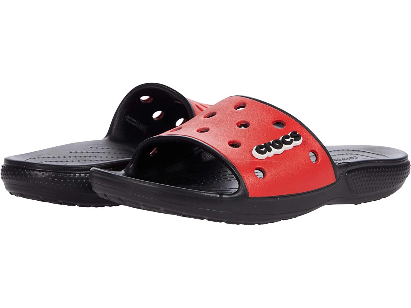 Crocs slides sandals