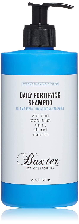 mens shampoo baxter of california