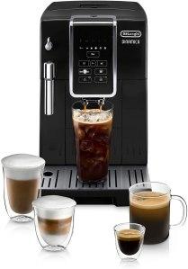 espresso machine automatic de'longhi