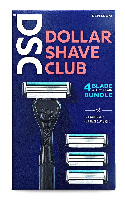 razor set dollar shave club