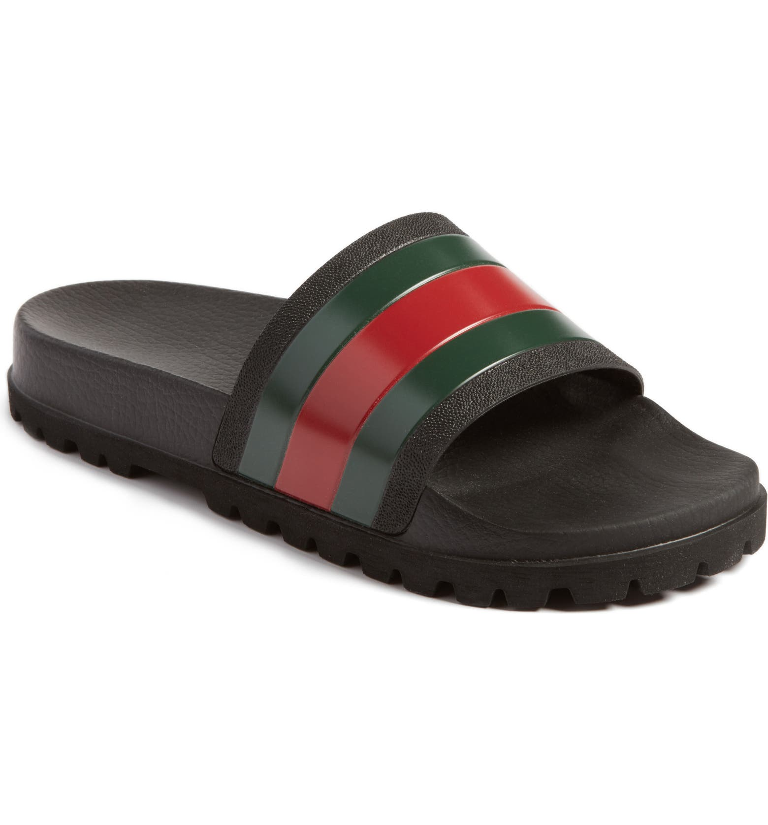 gucci flip flops slides mens