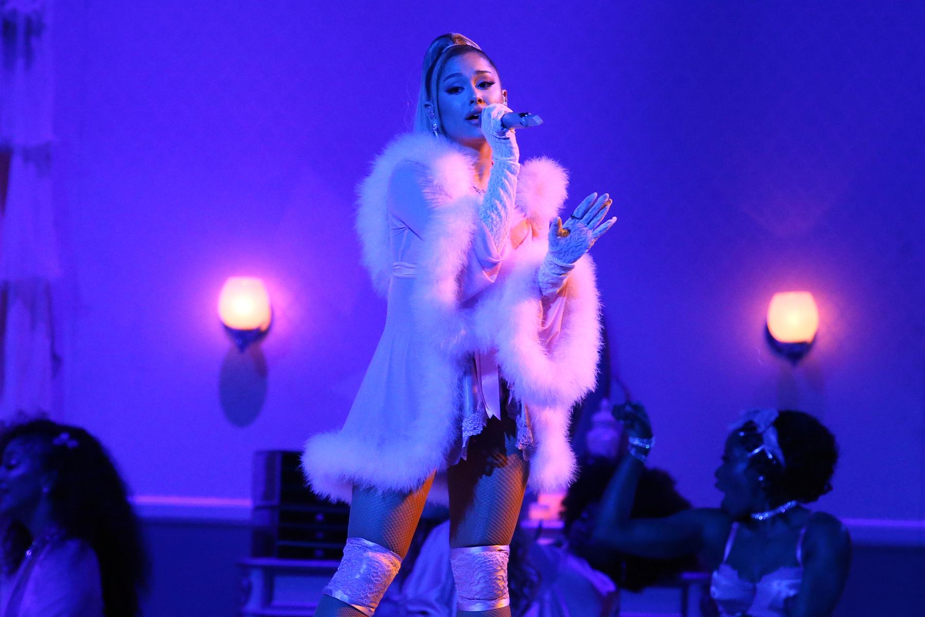 Ariana Grande Will Be a Coach on 'The Voice' Season 21
