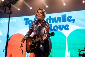 Brandi Carlile Plots Full-Band Livestream Benefit Concert
