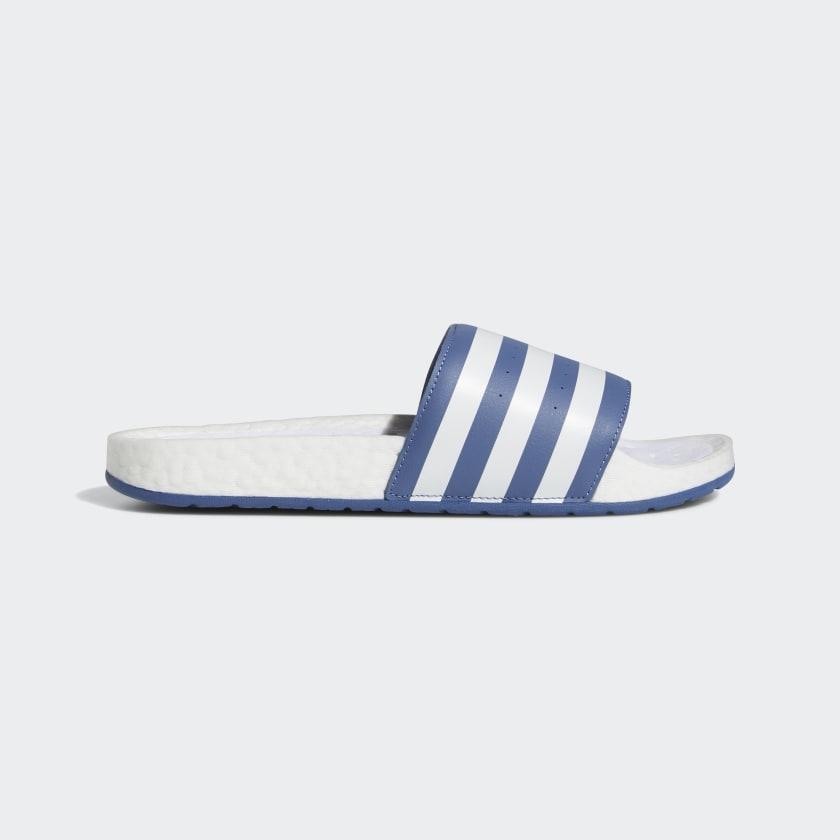 athletic slides adidas mens
