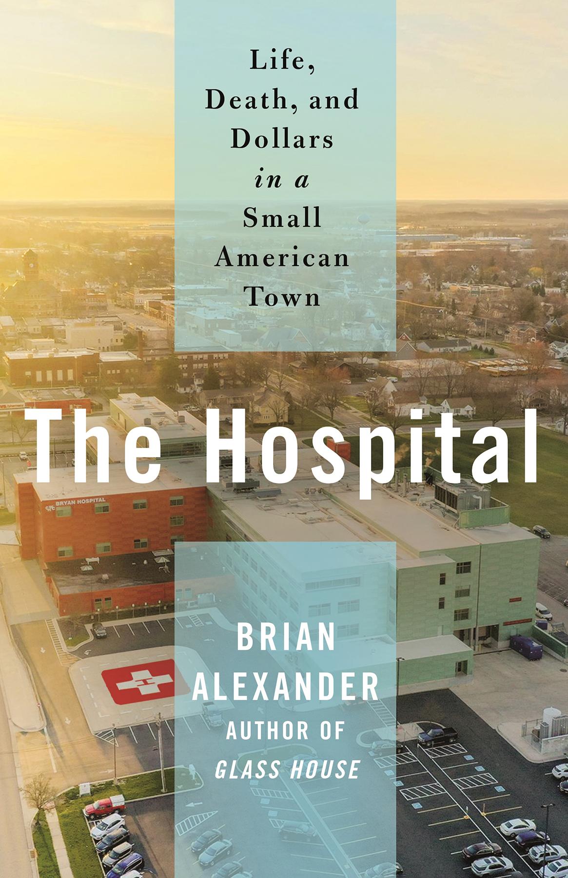 alexander the hospital cover