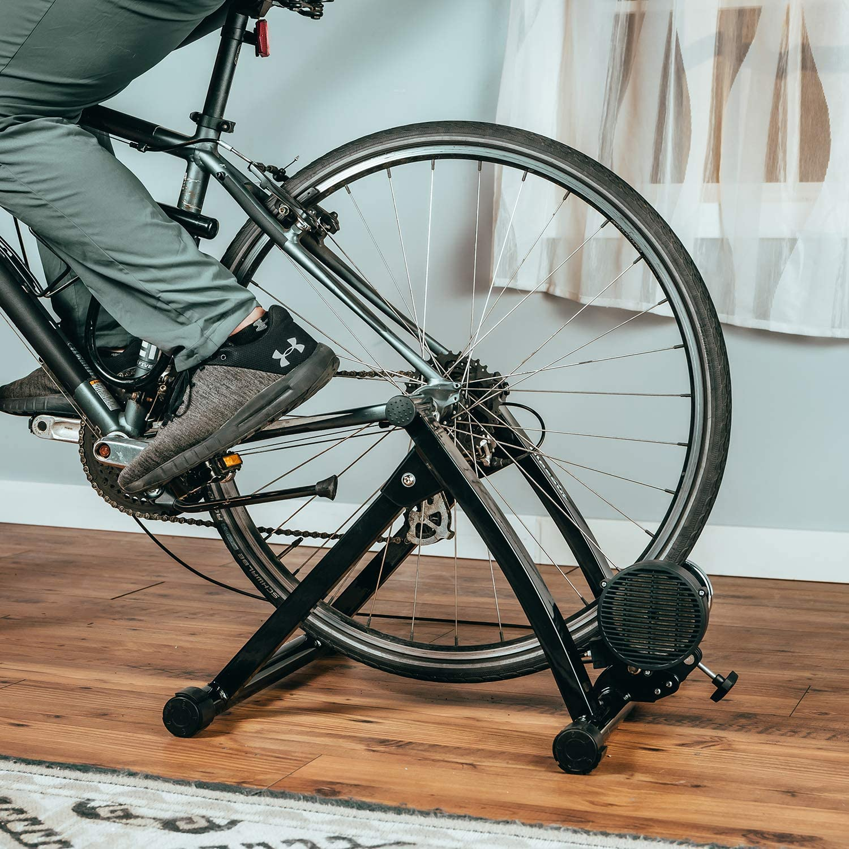 Alpcour Portable Indoor Bike Trainer Stand