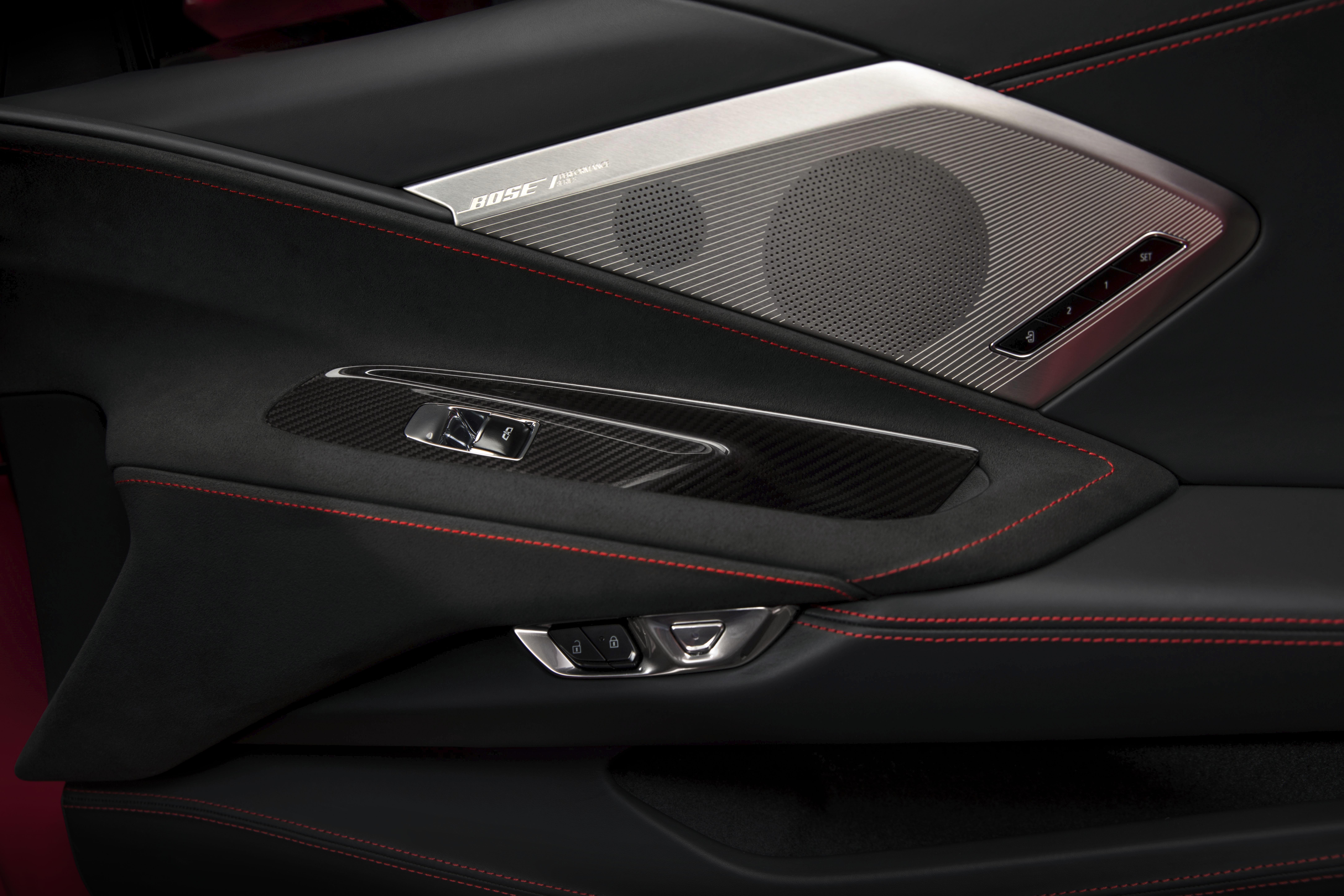 bose sound system corvette