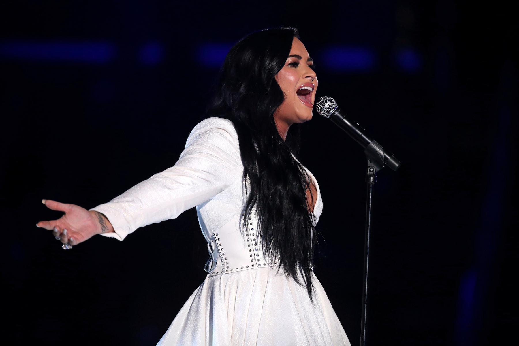 Demi Lovato Preps New LP 'Dancing with the Devil…The Art of Starting Over'