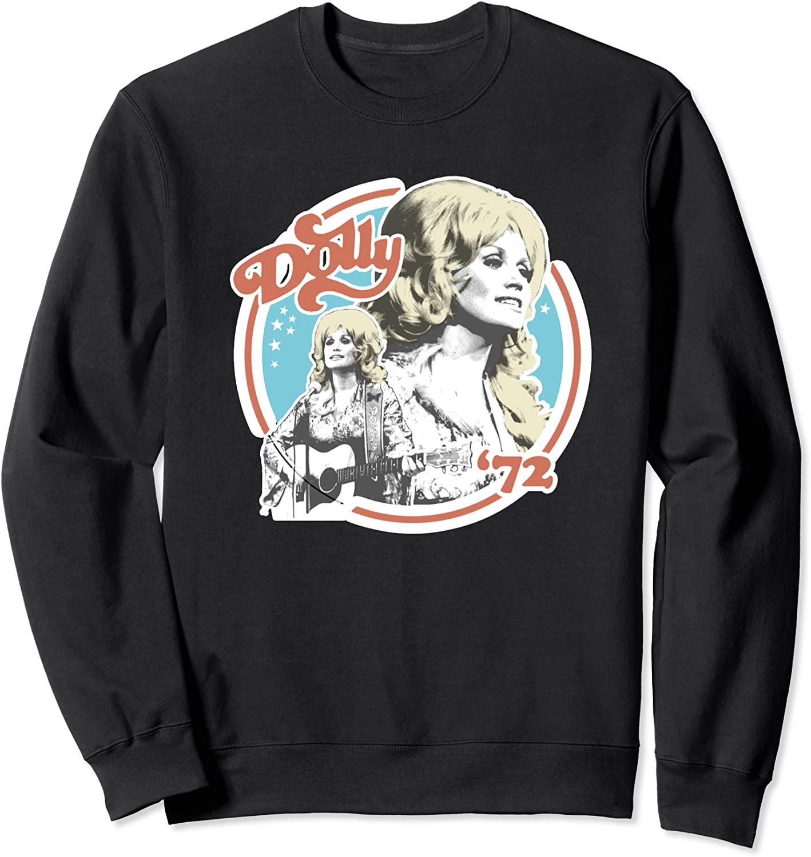 Dolly Parton 1972 Tour Sweatshirt