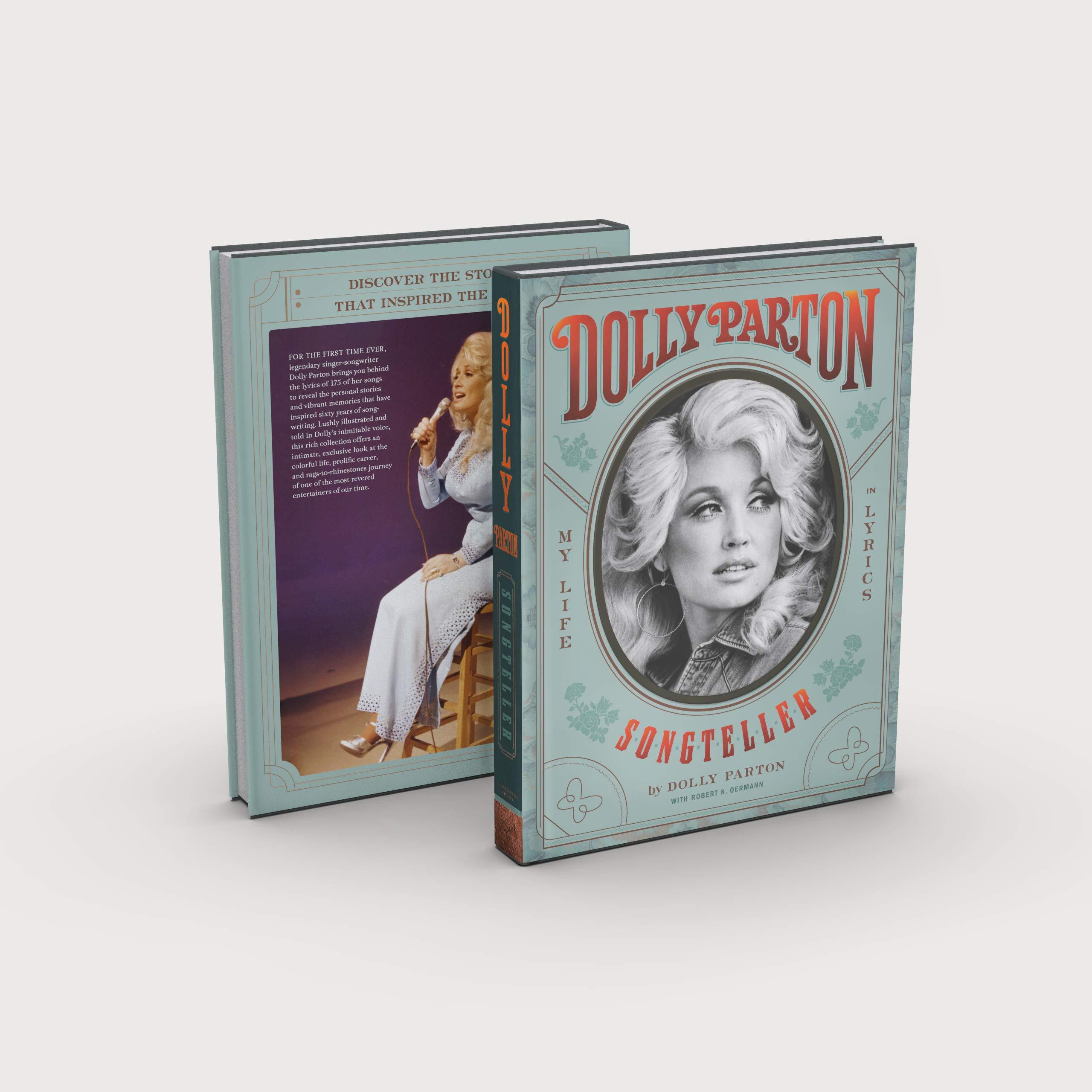 Dolly Parton Songteller Lyric Book
