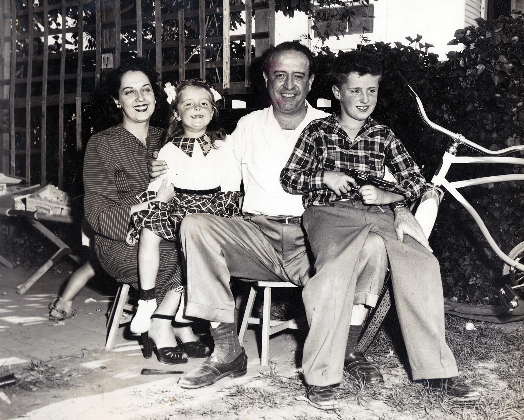 judee sill family