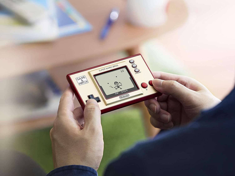 Game Watch Super Mario Bros.