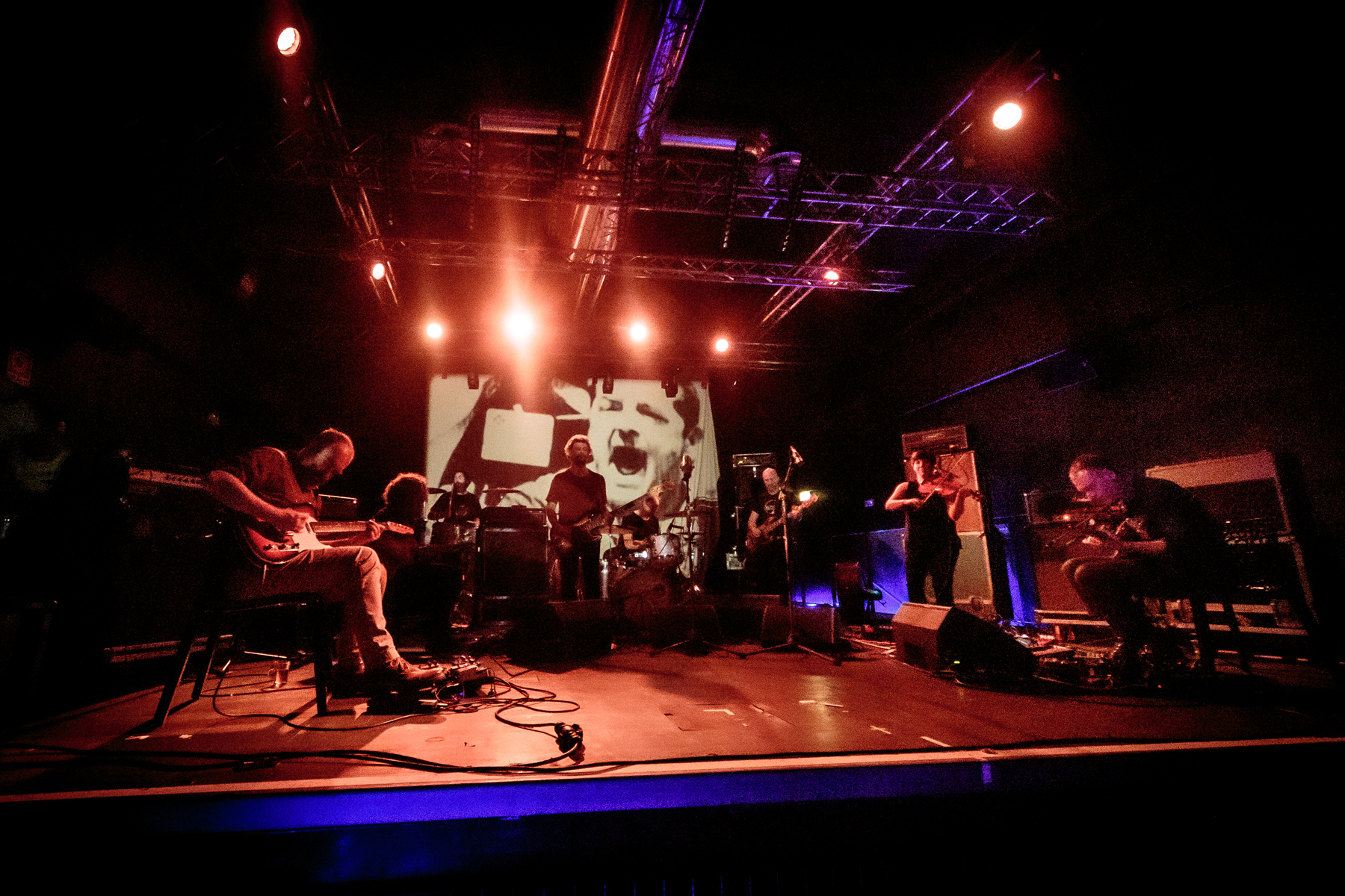 Godspeed You! Black Emperor Announce New LP 'G_d's Pee at State's End!'