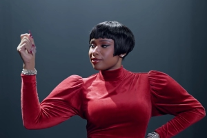 Jennifer Hudson Releases Full 'Ain't No Mountain High Enough' Cover
