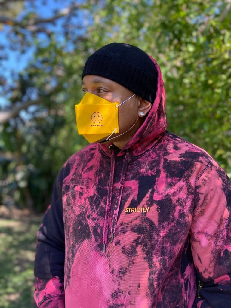 LL Cool J Rock the Bells Henry Masks