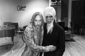 Iggy Pop Joins Dr. Lonnie Smith for Donovan Cover 'Sunshine Superman'