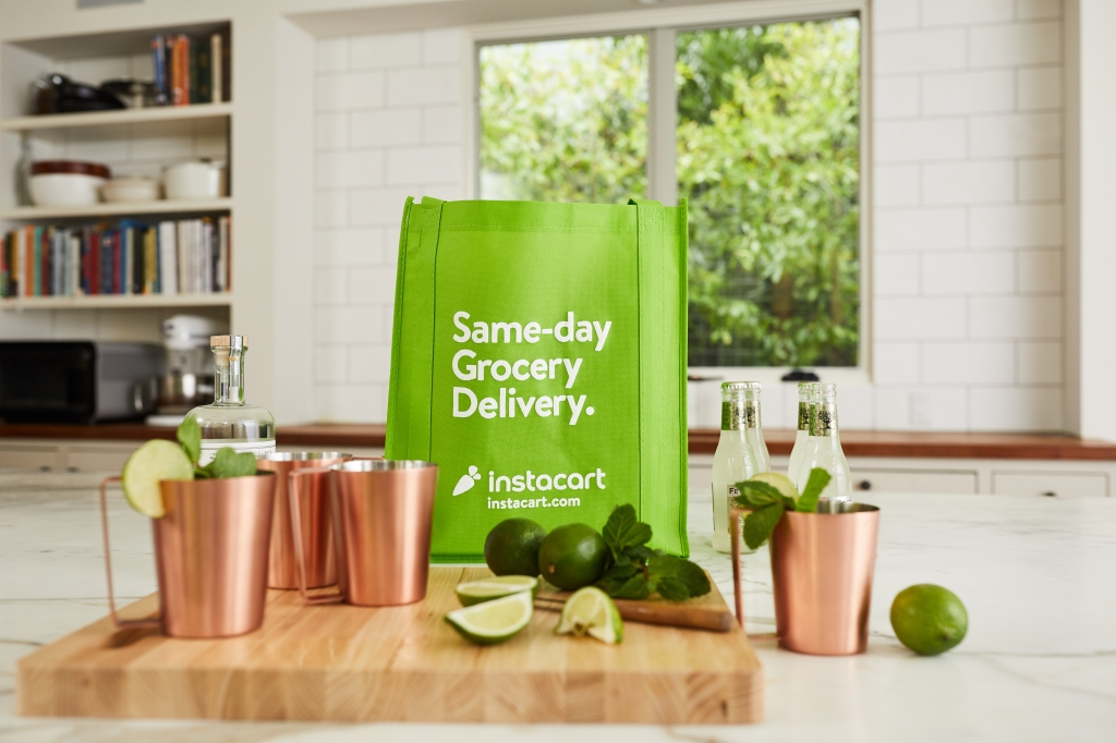 instacart alcohol delivery