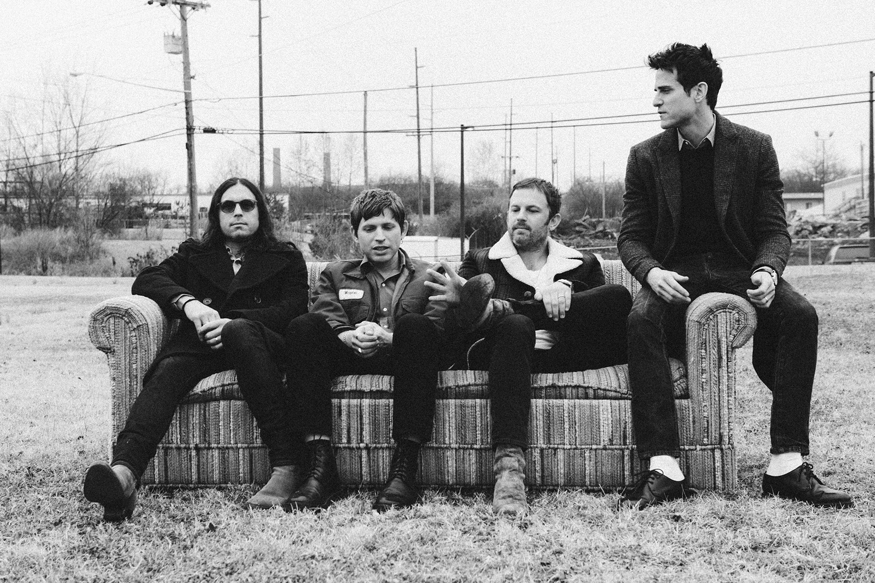 Kings of Leon Will Be the First Band to Release an Album as an NFT