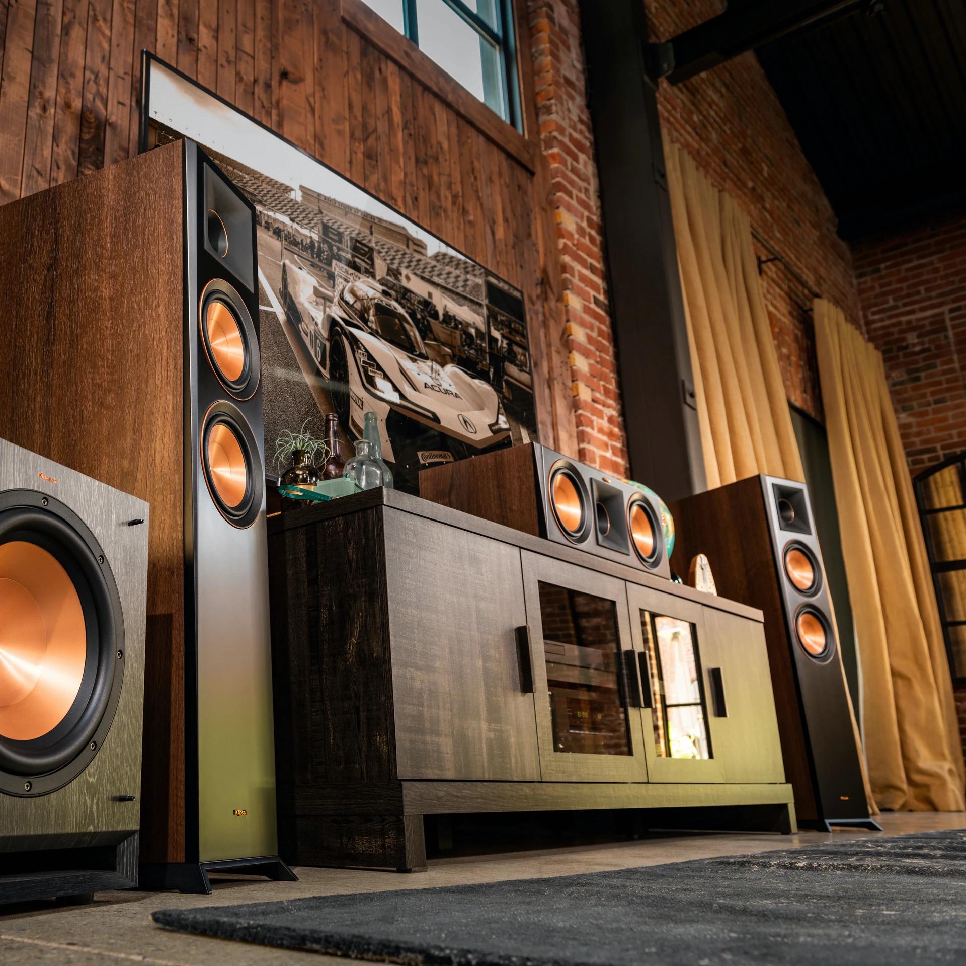 Klipsch Reference Audio System