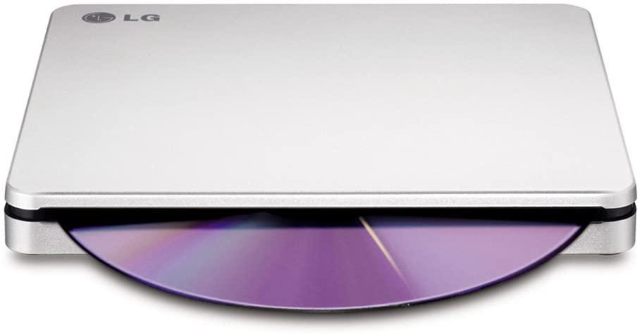 LG Electronics 8X USB 2.0 Super Multi Ultra Slim Slot Portable DVD+/-RW External Drive