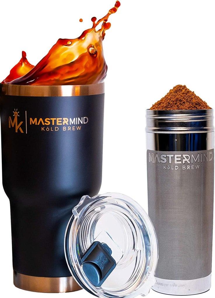 Mastermind Kold Brew Travel Mug