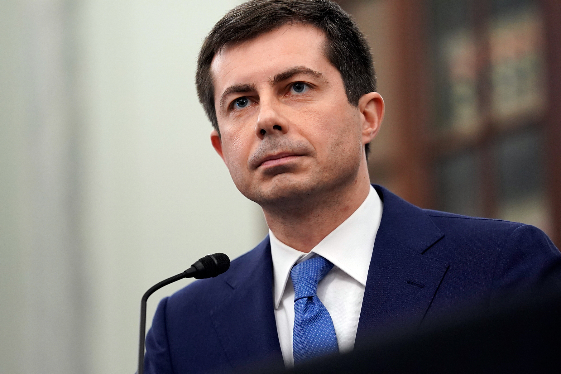Pete Buttigieg Has Some Ideas for Overhauling How America Moves Around - Rolling Stone