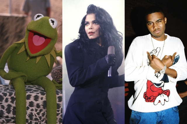 Janet Jackson, Nas, Kermit the Frog Added to National Recording Registry.jpg