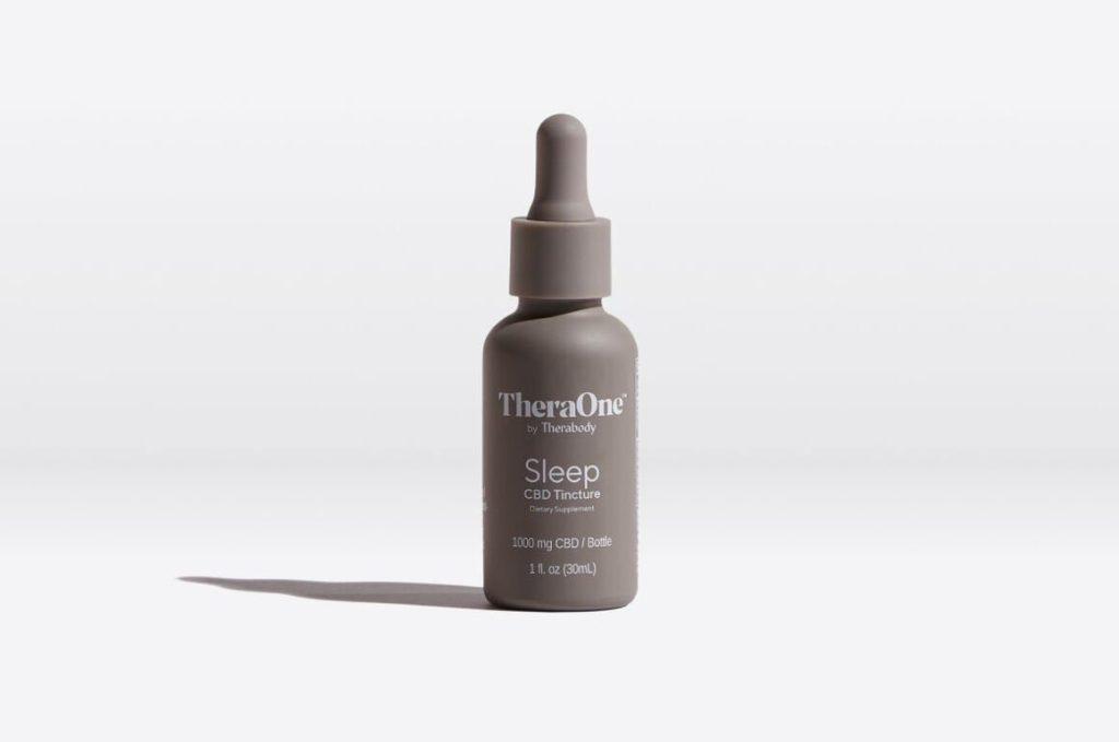 Theragun sleep cbd tincture