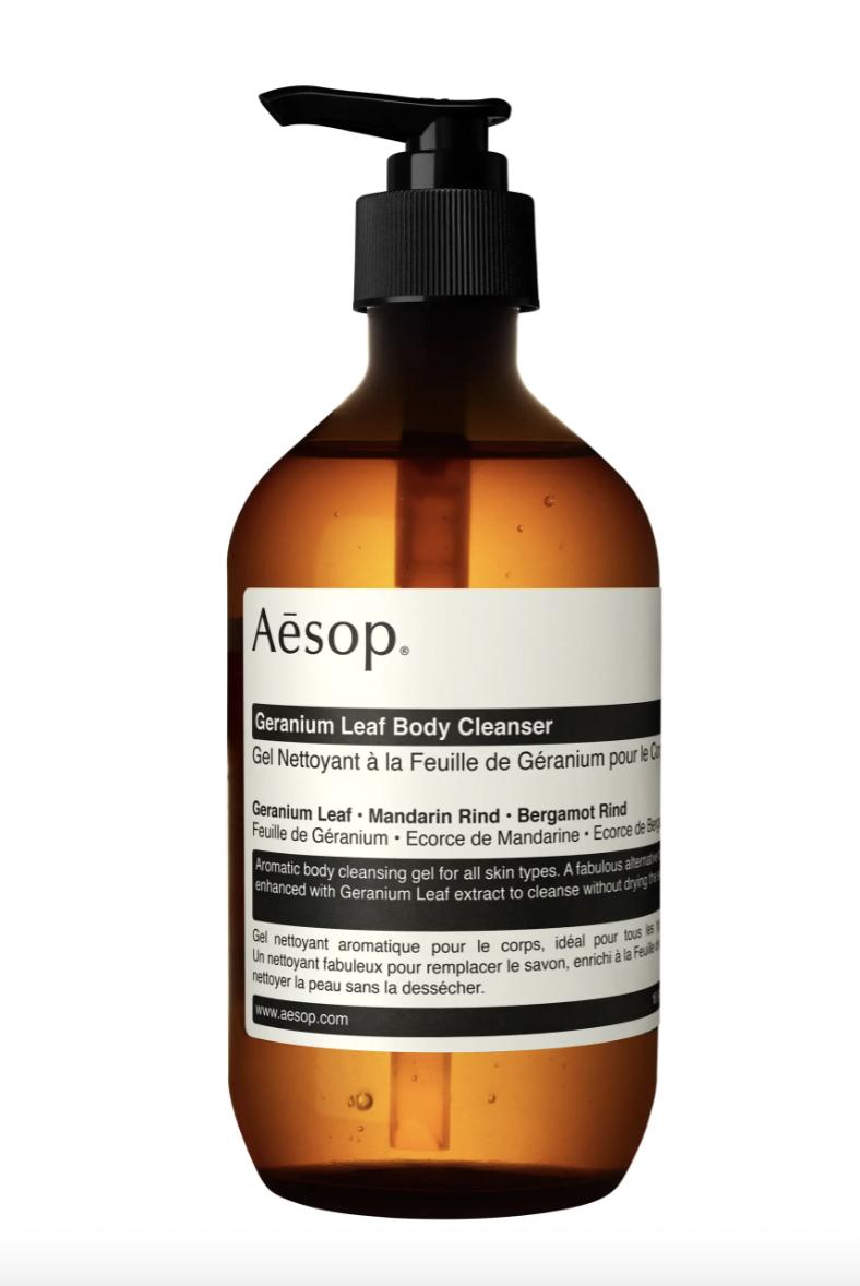 body wash fancy aesop
