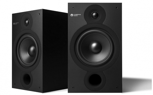 Cambridge Audio SX-60 Best Turntable Bookshelf Speaker