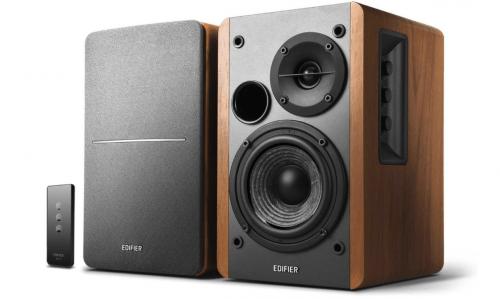 Edifier R1280T Powered Bookshelf Speakers Best Turntable Speakers
