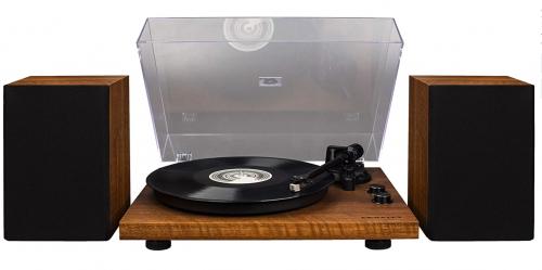 Crosley C62 Vinyl Turntable w/Bluetooth Best Crosley Record Player