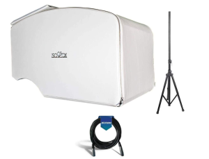 ISOVOX Portable Mobile Vocal Studio Booth, Best Portable Recording Booth