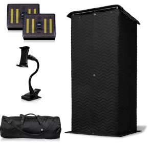 Snap Studio Voice Booth Best Portable Vocal Isolation Booth