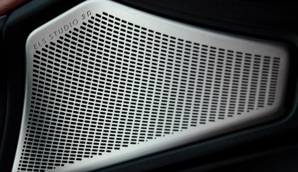 acura ELS STUDIO 3d sound system