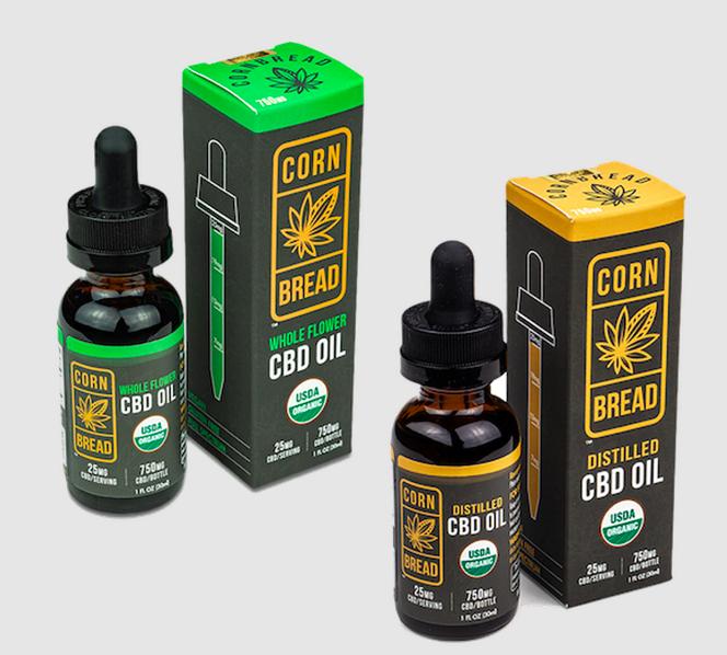 cornbread hemp cbd oil