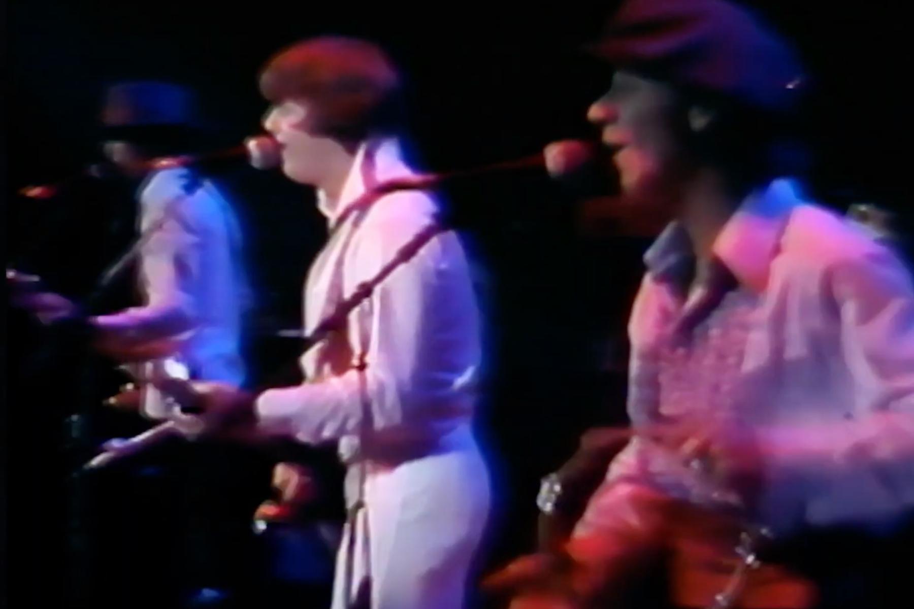 Steve Miller Band Preps 1977 Live Album, Concert Film