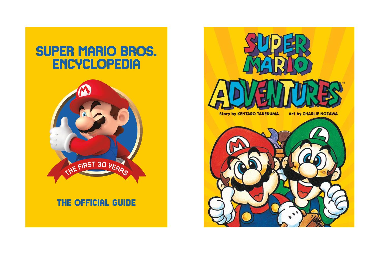 Super Mario Bros. Books